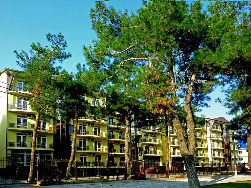Дивноморск отели и гостиницы