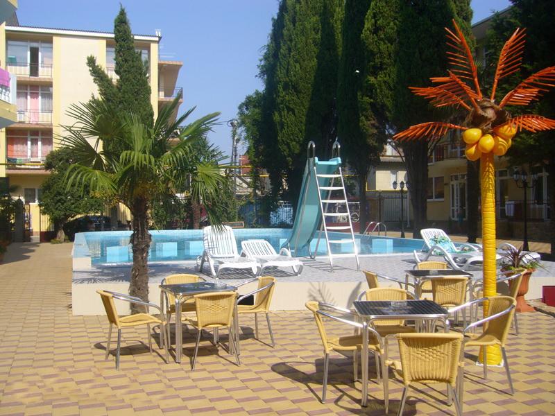 Кипарис турфирма краснодар