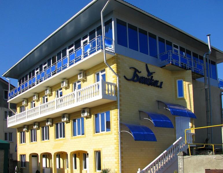 мини отель аист