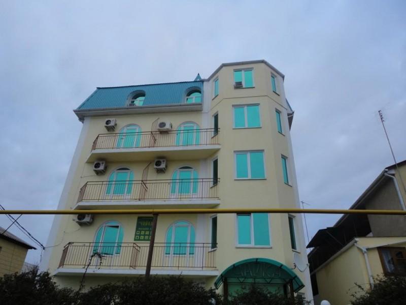 Гостиница чайка джемете