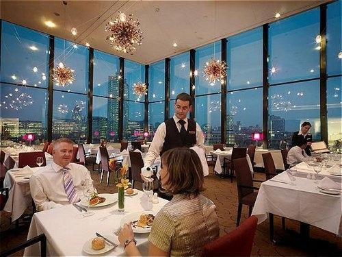 Fun restaurants for adults in london