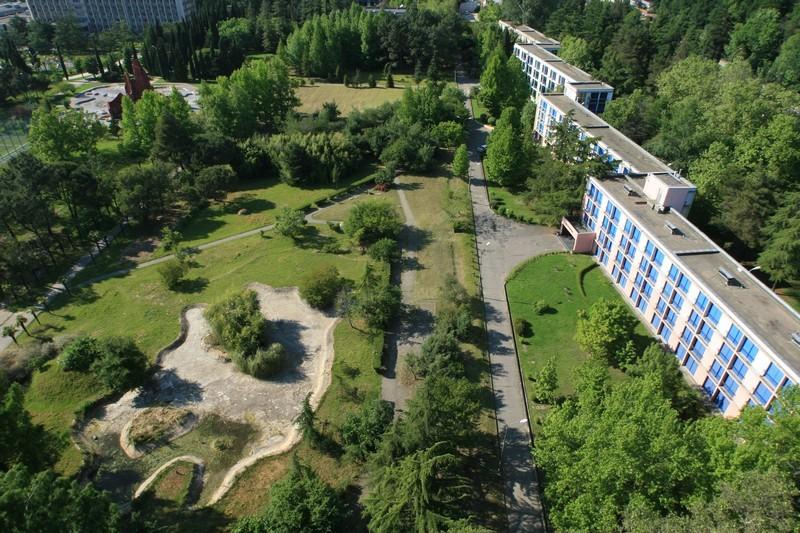 Отель меридиан адлер фото